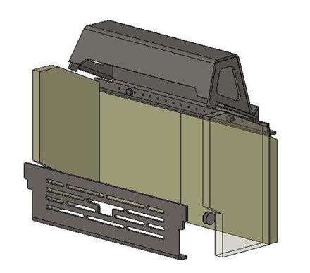 Picture for category Internal Parts for Avalon 5 Slimline Wood Model