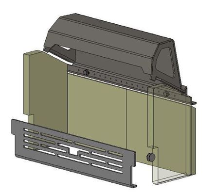 Picture for category Internal Parts for Avalon 8 Slimline Wood Model