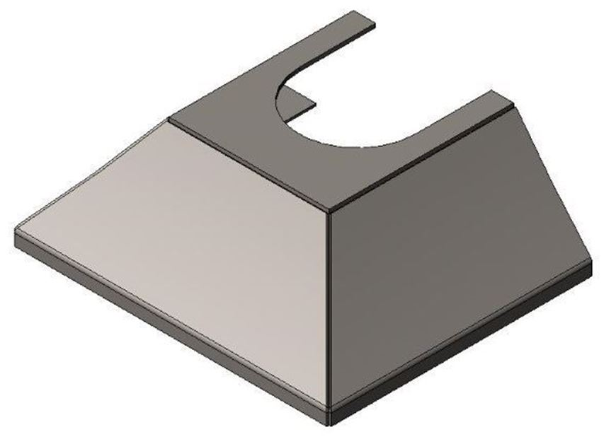 Picture of Canopy - Clip on, Low