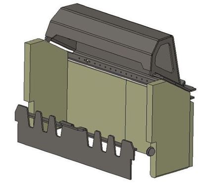 Picture for category Internal Parts for Herald 8 Slimline Wood Model