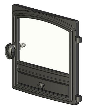 Picture for category Herald 5 Compact Door Components
