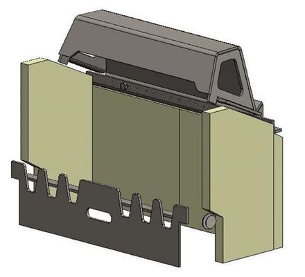 Picture for category Internal Parts for Herald 5 Slimline Wood Model