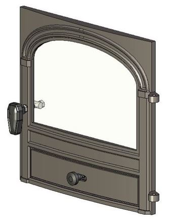 Picture for category Consort 5 Compact Door Components