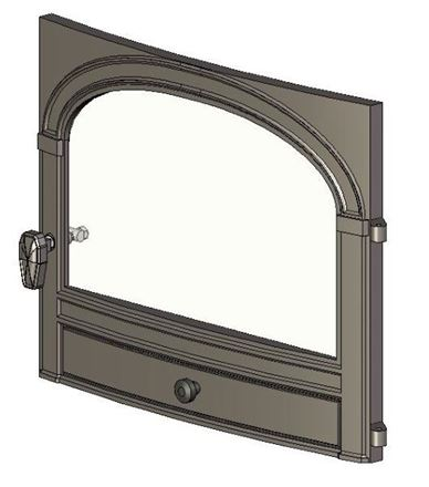 Picture for category Consort 15 Central Heating Door Components