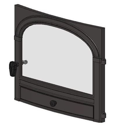 Picture for category Consort 9 D/S Door Components