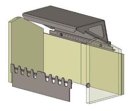 Picture for category Internal parts for Inglenook High Output wood