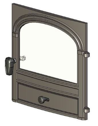 Picture for category Consort 5 Standard Door Components