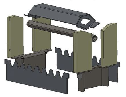Picture for category Internal Parts for Consort  7 D/S Wood Model