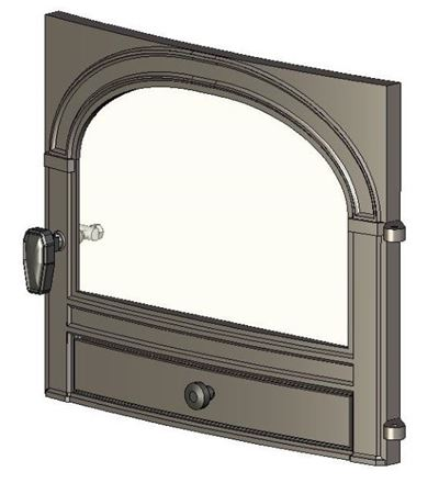 Picture for category Consort 7 D/D Door Components