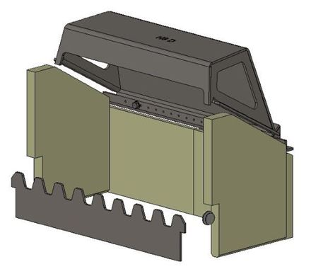 Picture for category Internal Parts for Consort 9 Wood Model