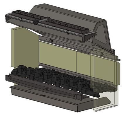 Picture for category Internal Parts for Consort 9 Slimline Multifuel model