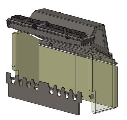 Picture for category Internal Parts for Consort 9 Slimline Wood Model