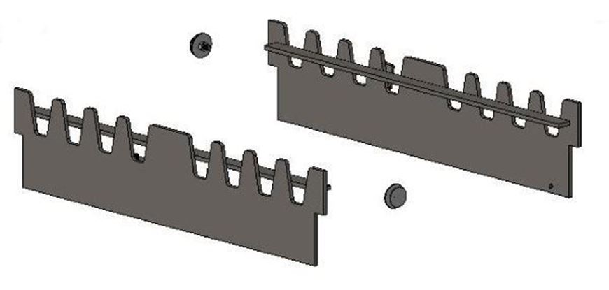 Picture of Wood Conversion Kit (Single Door)