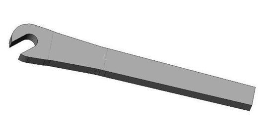 Picture of Operating Tool -Flat steel