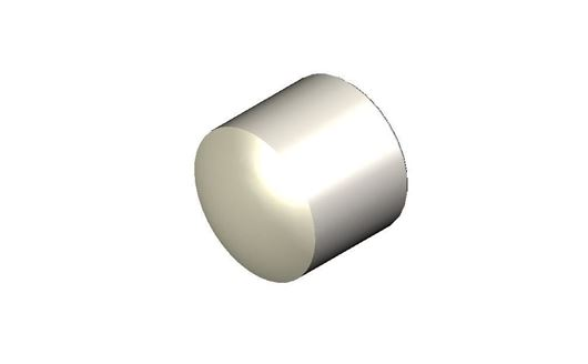 Picture of Slider Knob Black