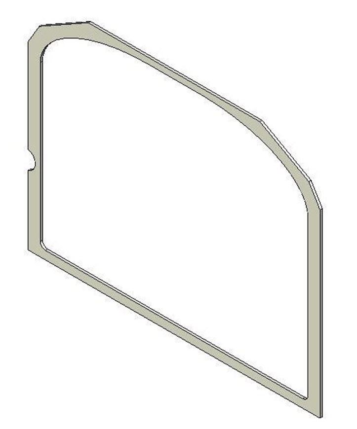 Picture of Glass Gasket - Nordstrand