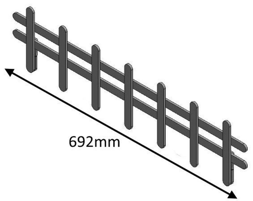 Picture of Log Retainer - Standard