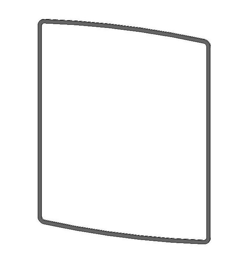 Picture of Glass Gasket - Aspect 5 Slimline
