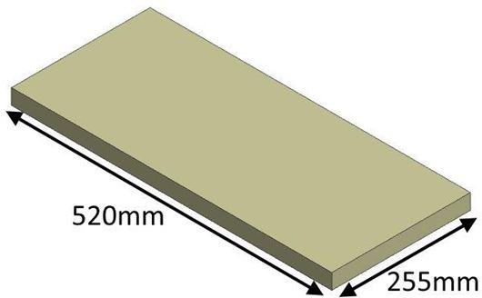 Picture of Rear Brick - 60F