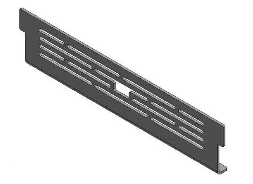 Picture of Log Retainer - Avalon 8 Slimline