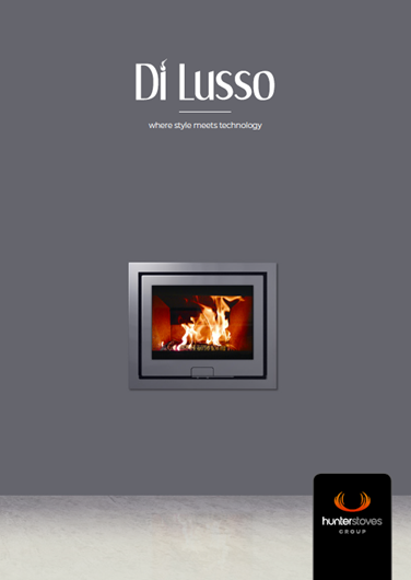 Hunter Stoves Di Lusso Brochure