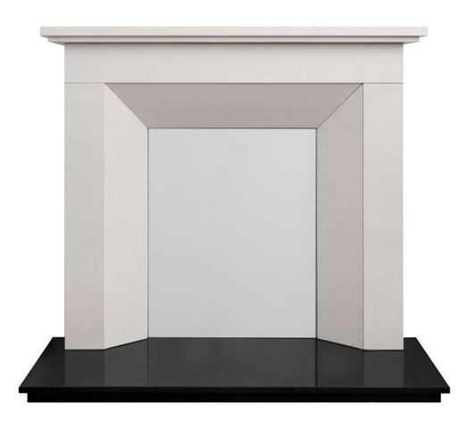 Picture of Hourglass Fireplace