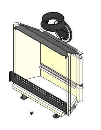 Picture for category Internal Parts for Aspect 8 Slimline Wood Model