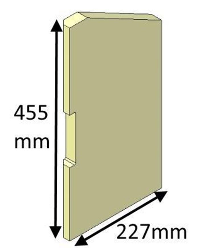 Picture of Left hand side brick - Aspect 6 (non Eco)
