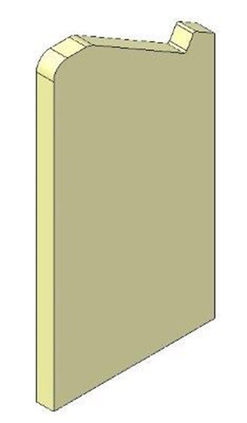 Picture of Side Brick - Right Hand (non Eco)