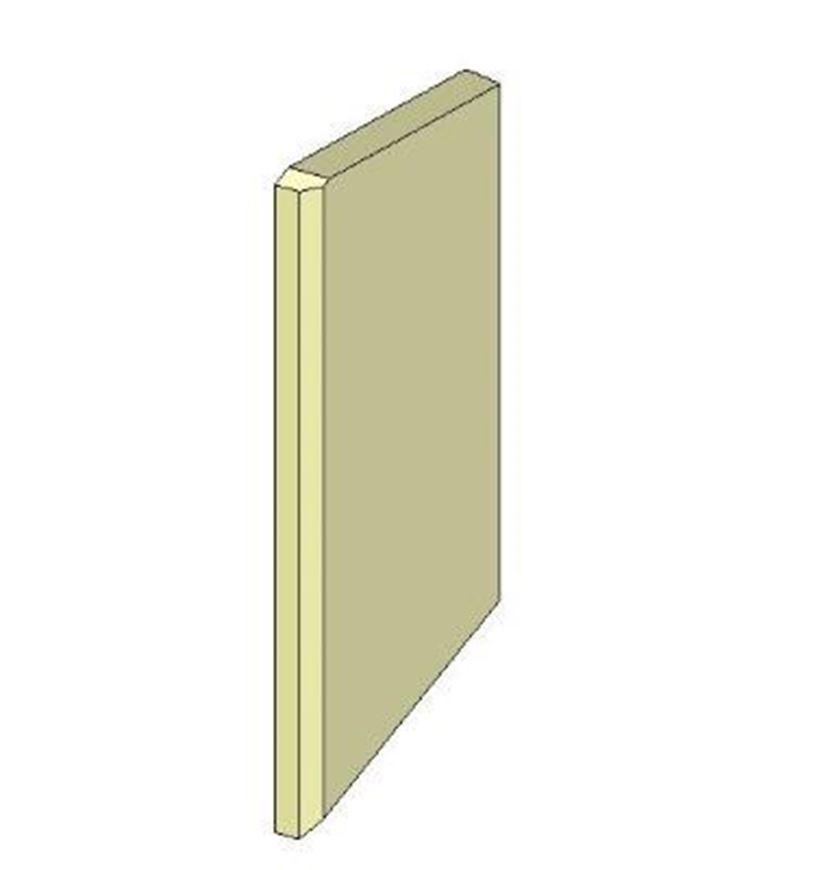 Picture of Right hand side brick - Aspect 8 (non Eco)