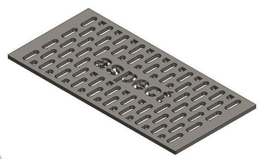 Picture of Multifuel Grate - Aspect 9
