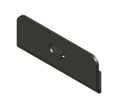 Picture of Flush Door Handle - Di Lusso