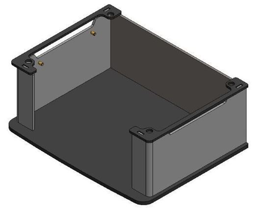 Picture of Plinth - Eco Aspect 4 Compact, Low