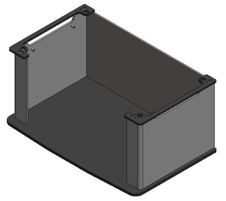 Picture of Plinth - Eco Aspect 5 Compact, High