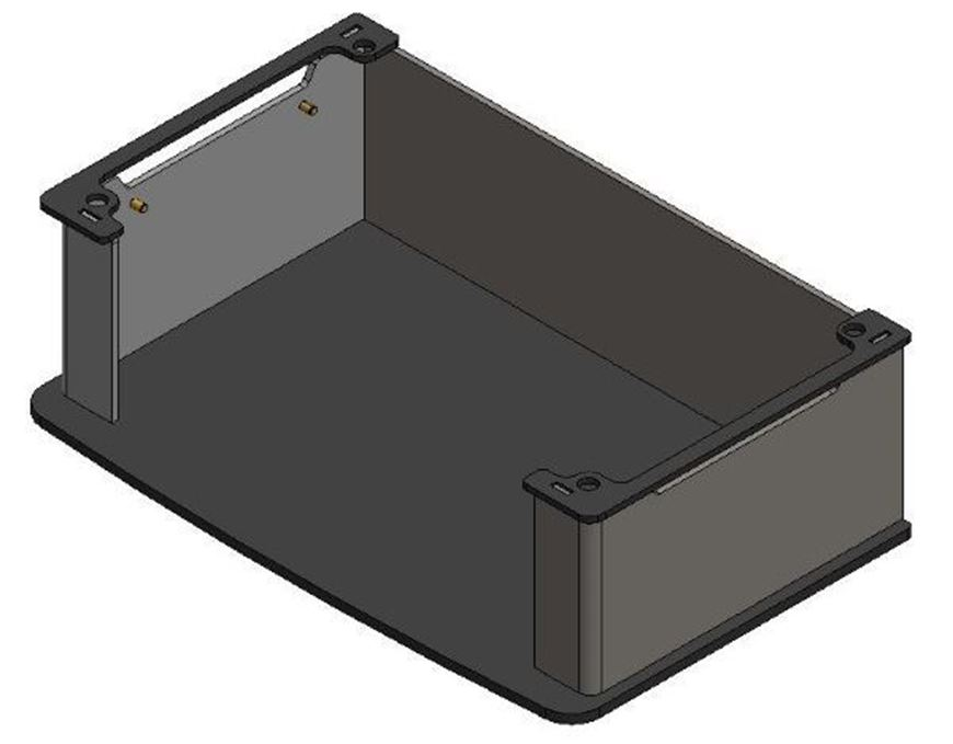 Picture of Plinth - Eco Aspect 5 Compact, Low