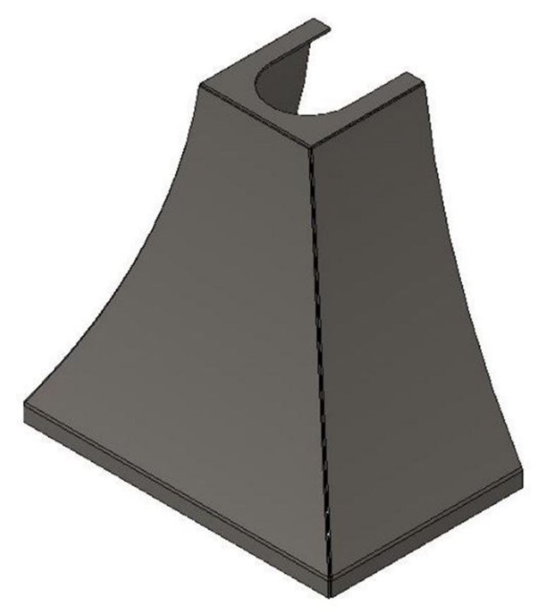 Picture of Canopy - Clip on, High