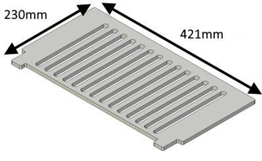 Picture of Grate - JM 50i Inset