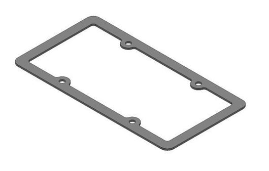 Picture of Access plate gasket - Di Lusso R4