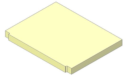 Picture of Base brick