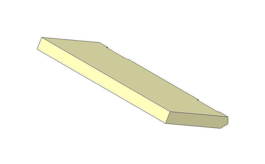 Picture of Baffle Brick - Aspect 4 Eco