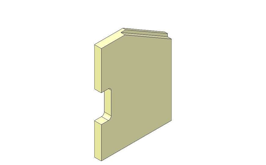 Picture of Left hand side brick - Aspect 4 Eco