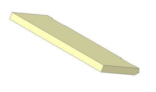 Picture of Baffle Brick - Aspect 5 Eco & Allure 5