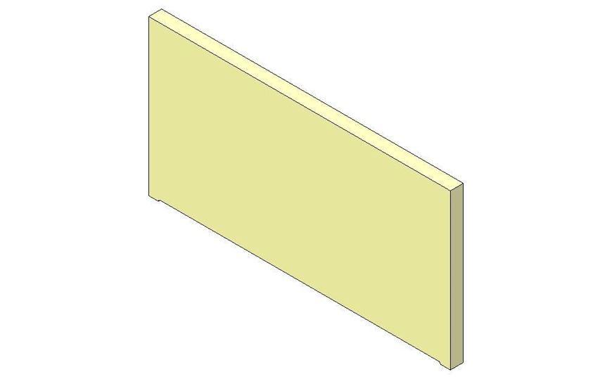 Picture of Upper rear brick - R5 Eco