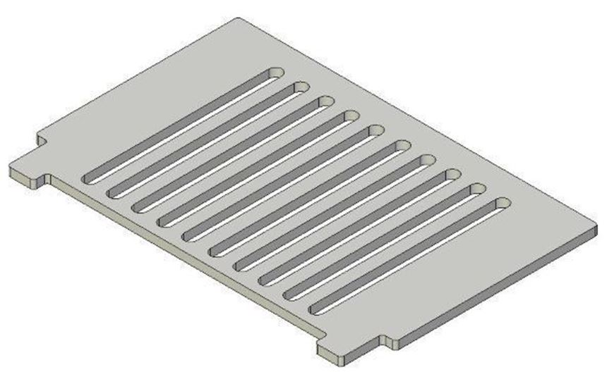 Picture of Grate - JM 16i Inset