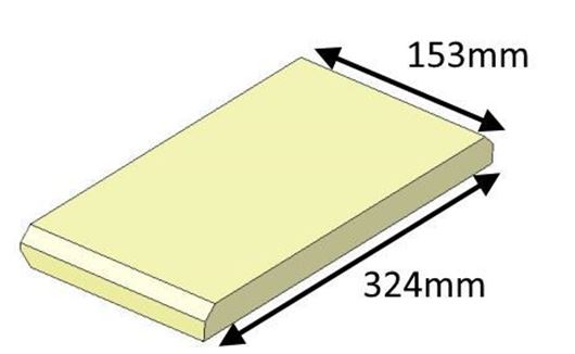 Picture of Base brick - Aspect 4 Double sided Single depth