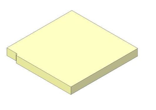 Picture of Base Brick - Allure 7, Right hand