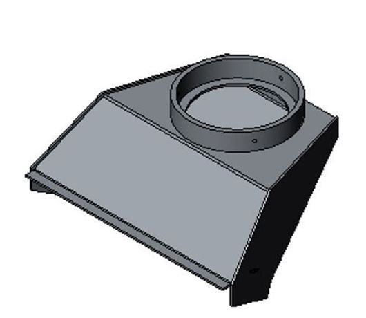 Picture of Flue Adapter - Inset 5 (MK1)
