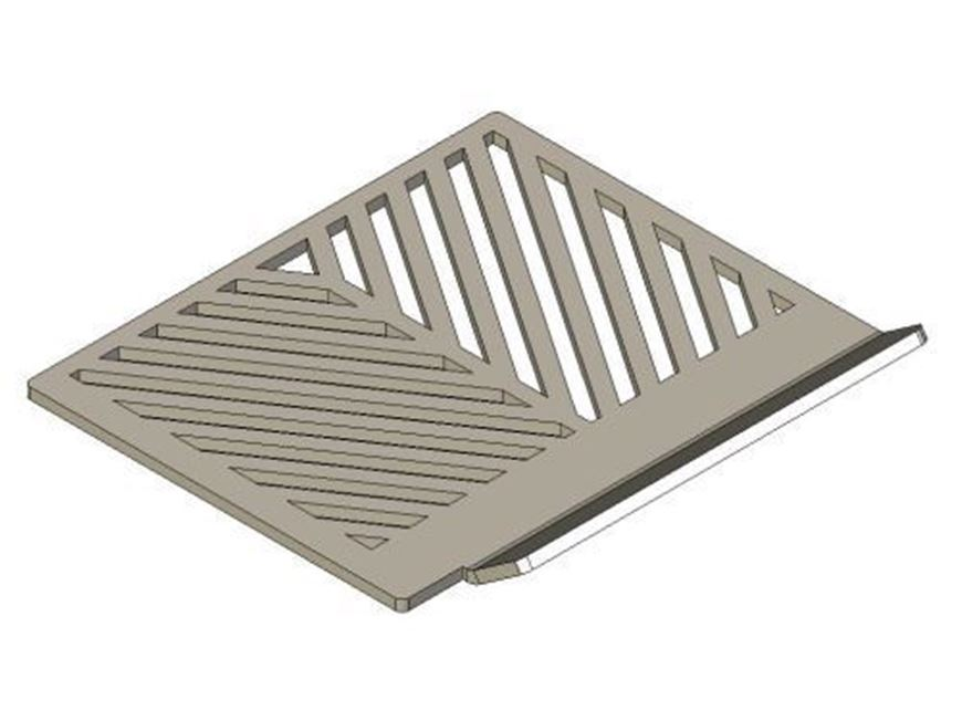Picture of Grate - Aspect 80b, Right hand