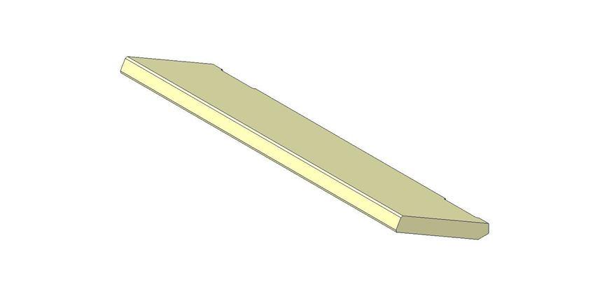 Picture of Baffle Brick - Aspect 8 Eco