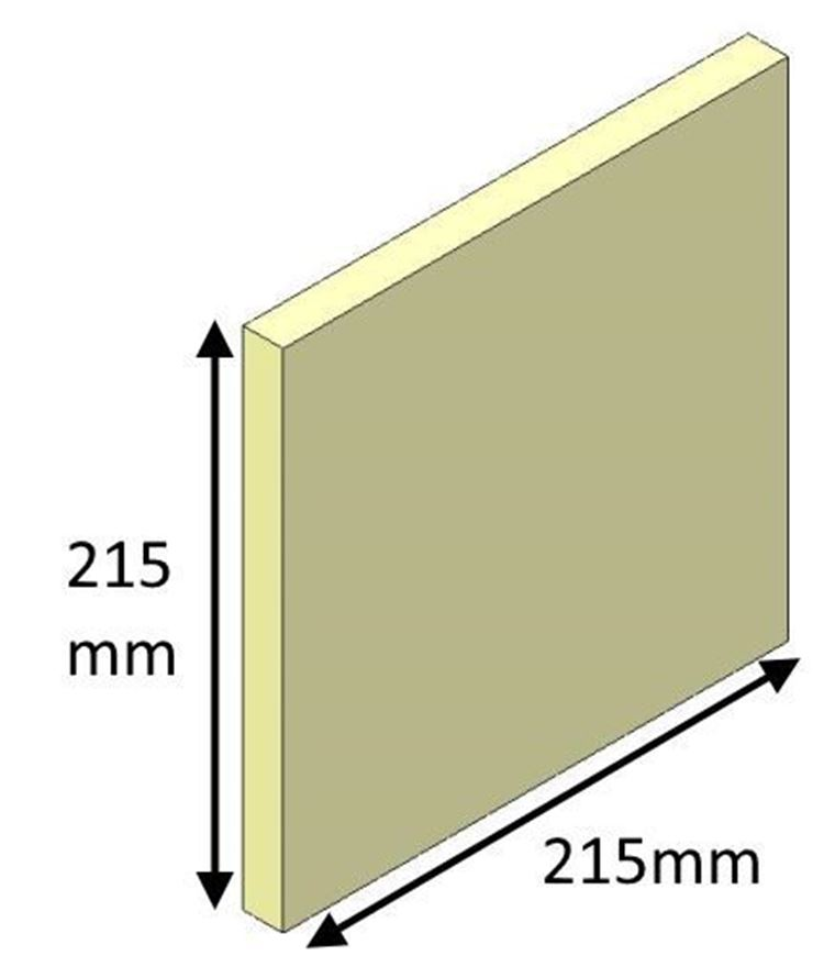 Picture of Side Brick - 50i, 60i and 70i Inset